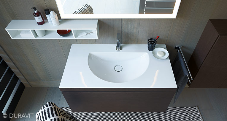 DURAVIT 04 c-bonded technology with Darling